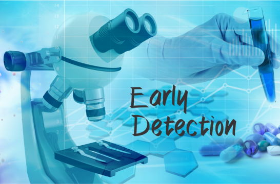 Early detection research