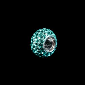 Teal Medium Bead