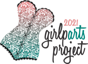girlpARTs project logo